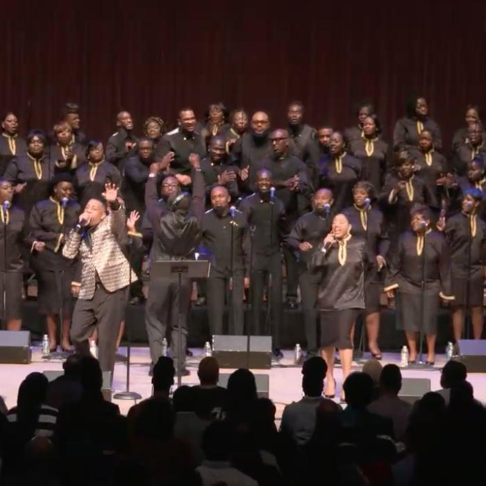 The Miami Mass Choir